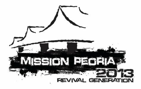 Mission Peoria 2013