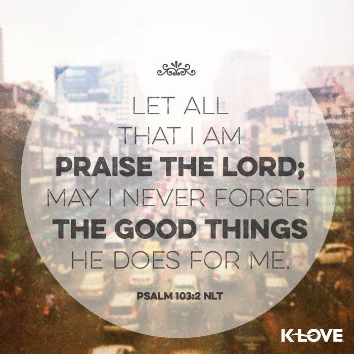 Psalm 103 2