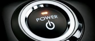 Power Button On