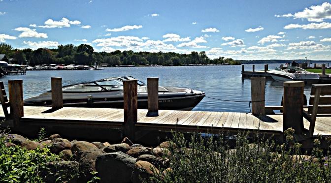 Good Times in Green Lake