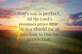 God's Way is Perfect