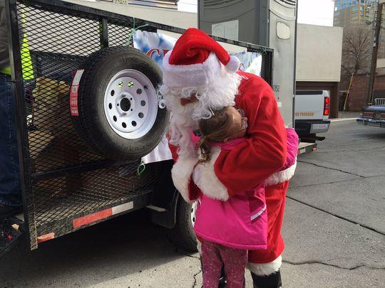 Santa Christmas Deputies